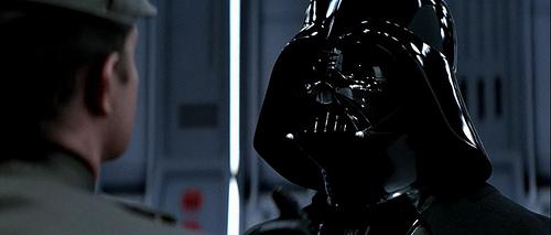 Darth Vader Motivation