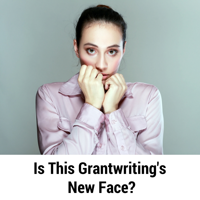 Grantwriting's New Face-